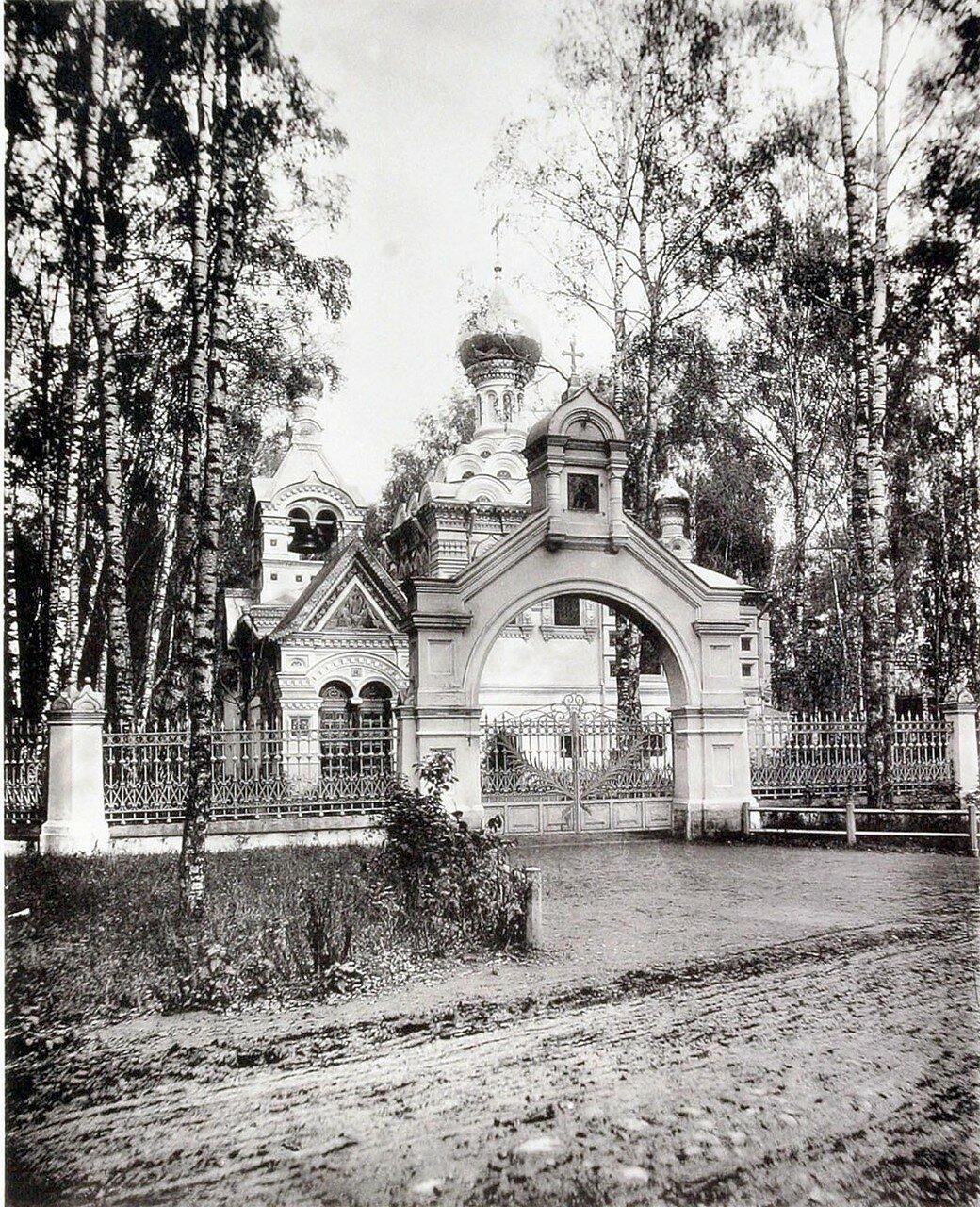 322. Церковь при больнице Святого Владимира