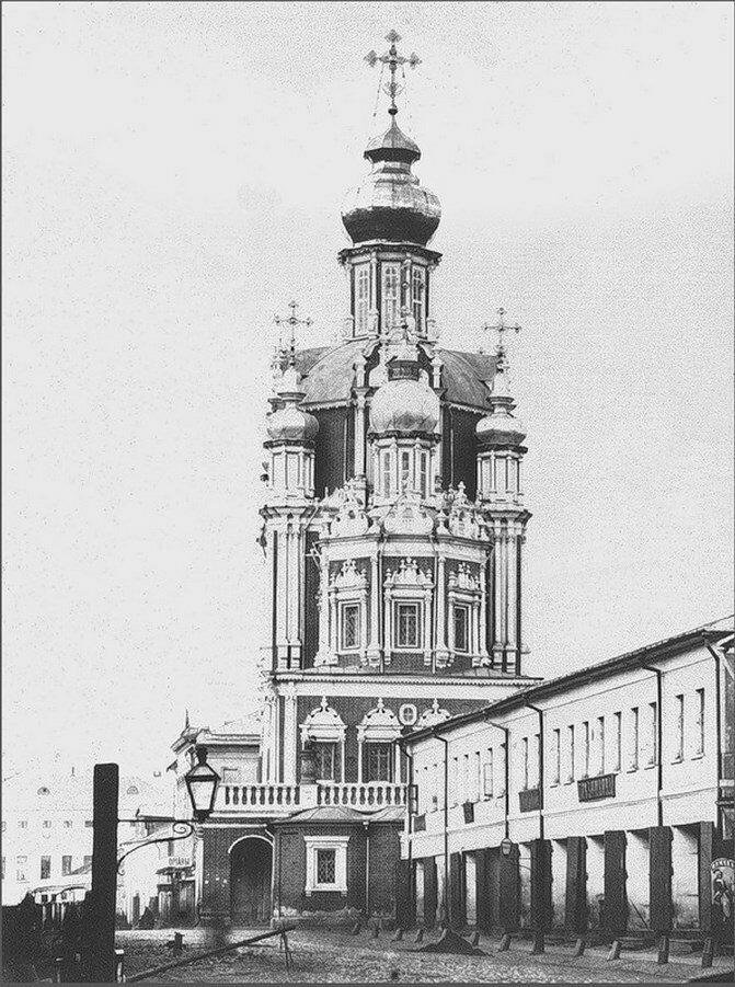 526. Церковь Успения на Покровке