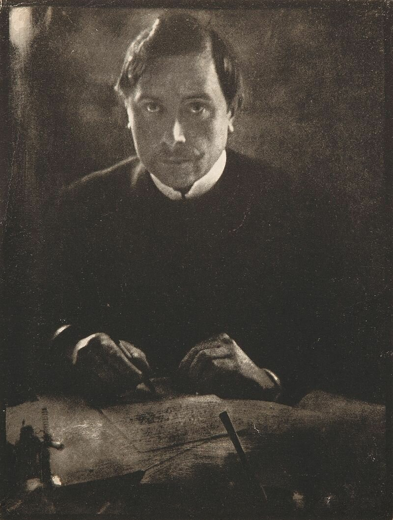 1906. Морис Метерлинк (писатель)