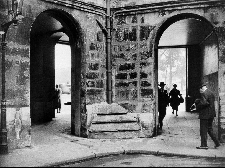 1931. Проход Мазарен