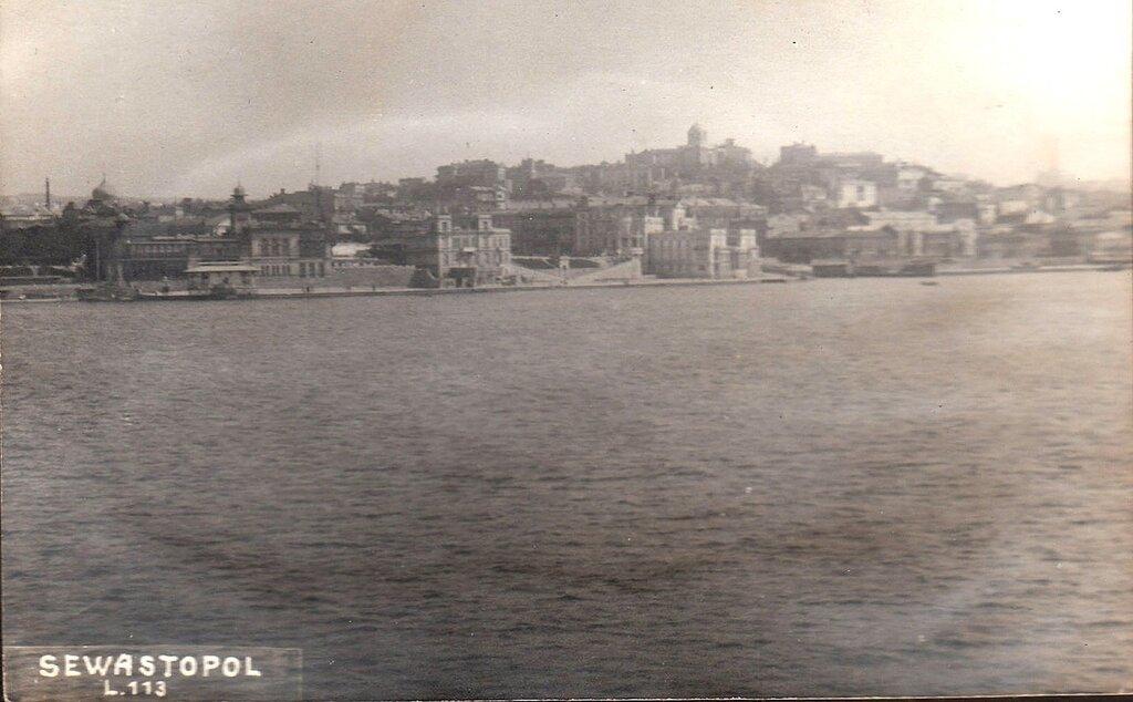 Севастополь 1917
