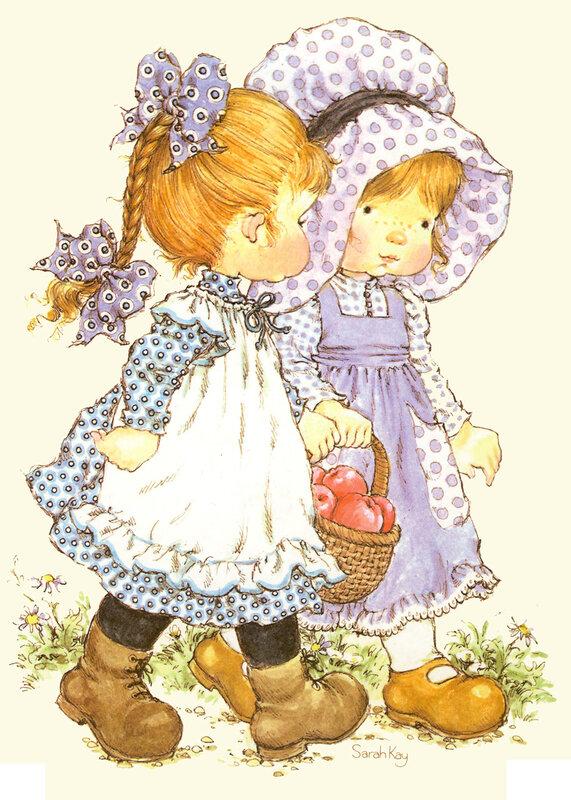 Красота.  Глядя на эти чудесные картинки погружаешься в детство.