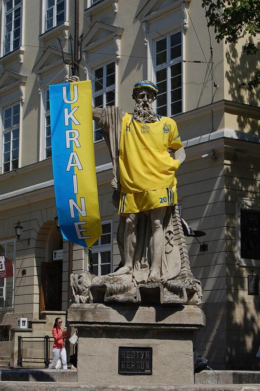памятник на площади Рынок