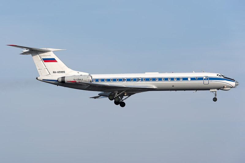 Туполев Ту-134А-3 (RA-65995) ВВС России DSC_9814