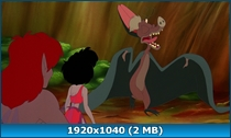 Долина папоротников: Последний тропический лес / FernGully: The Last Rainforest (1992) BDRip 1080p / 720p + BDRip