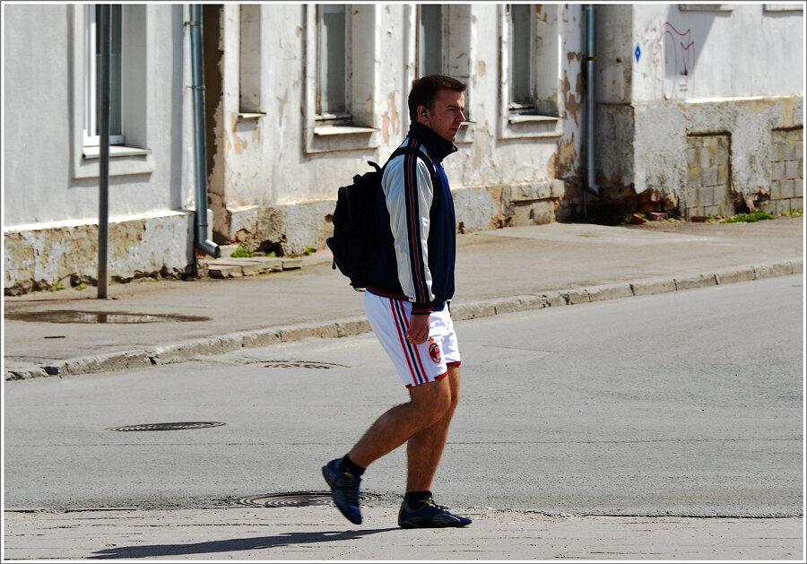 фото мужиков на улице