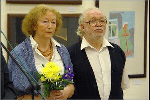 «Параллели» Елена Натаревич, Дмитрий Вайман.