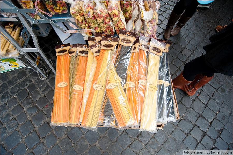 паста Италия