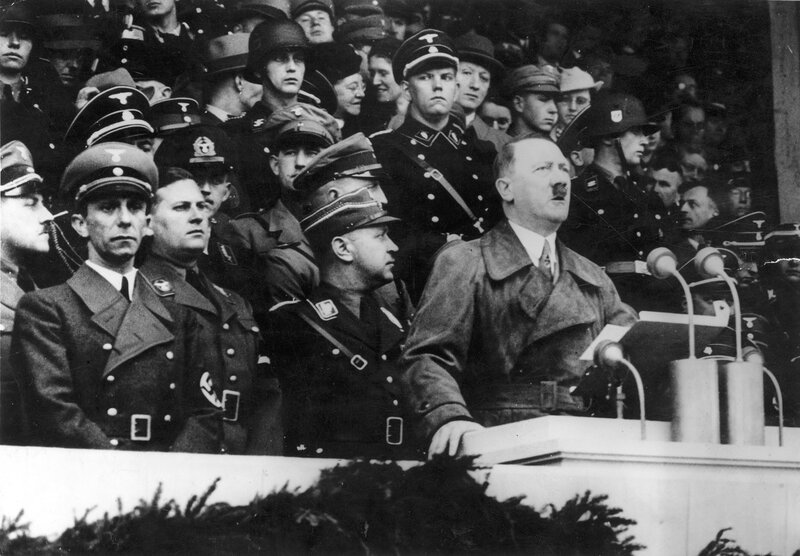 Hitler Speech