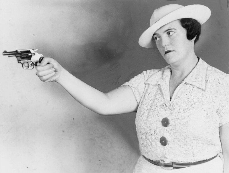 NYPD detective Mary A. Shanley. 1937, Нью Йорк