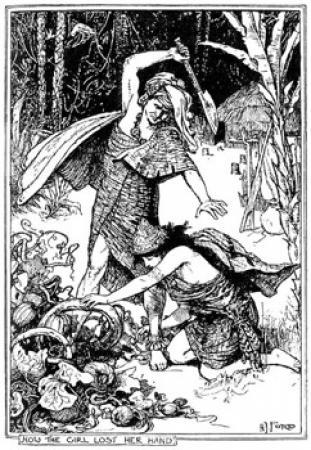 Мрачные произведения, которые легли в основу некоторых добрых сказок