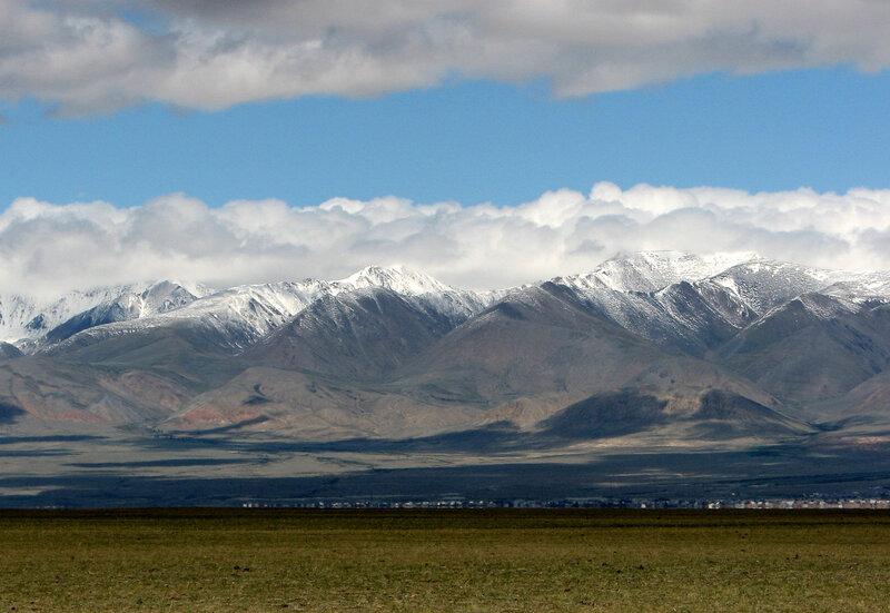 Подоблачный южный Алтай