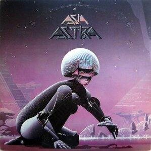 Asia – Astra (1985) [Geffen Records, 28AP 3120]