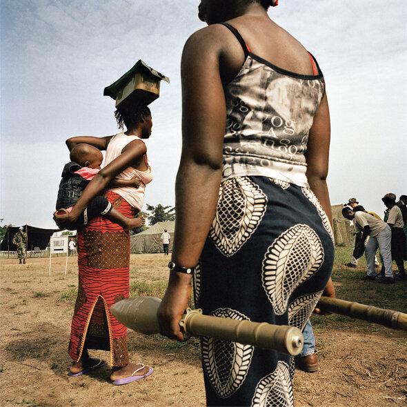 Liberia 2003-2006