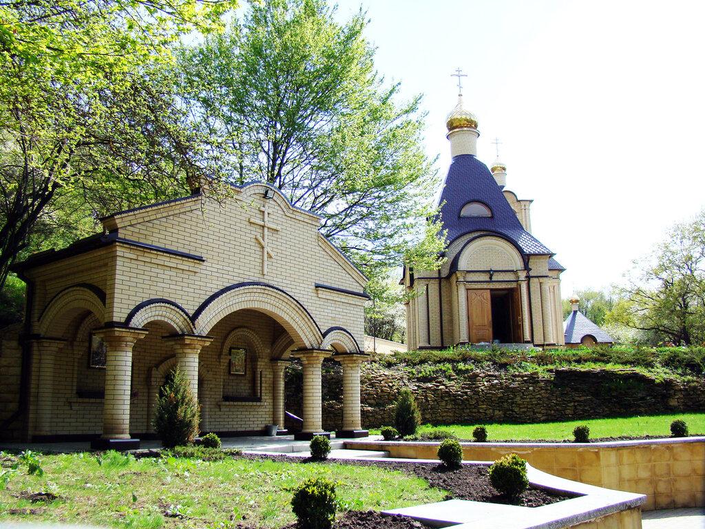 Святой источник в с.Татарка