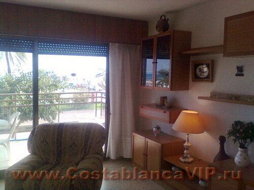 квартира в Gandia, квартира в Гандии, квартира на пляже в Испании, апартаменты в Гандии, апартаменты на пляже, Коста Бланка, CostablancaVIP