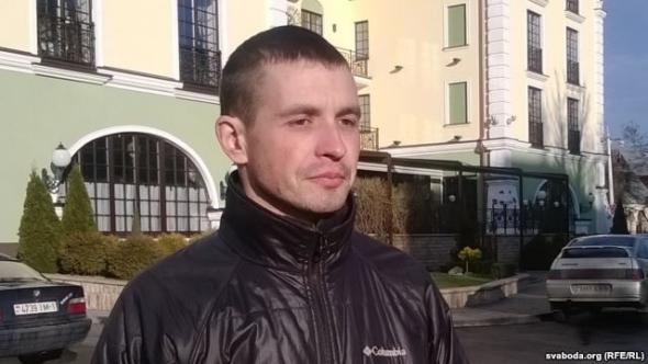 Умер белорусский боец АТО с позывным «Тарас»
