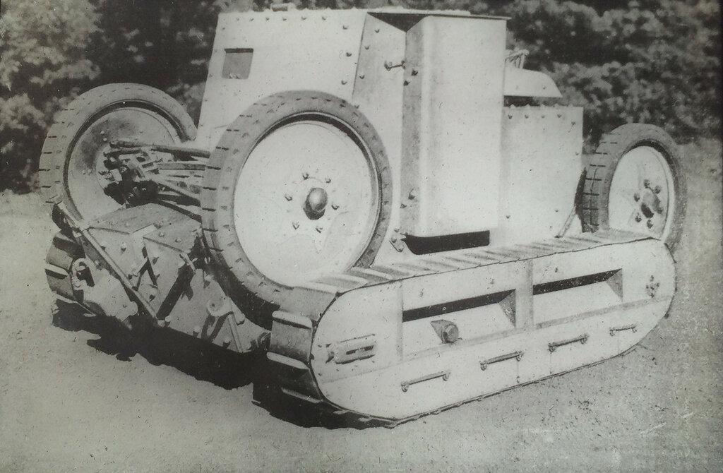 Chenilette St-Chamond M1921