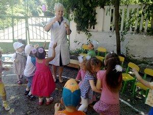 «Праздник детства» в детском саду № 86