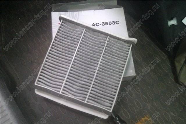 салонный фильтр JS Asakashi AC3503