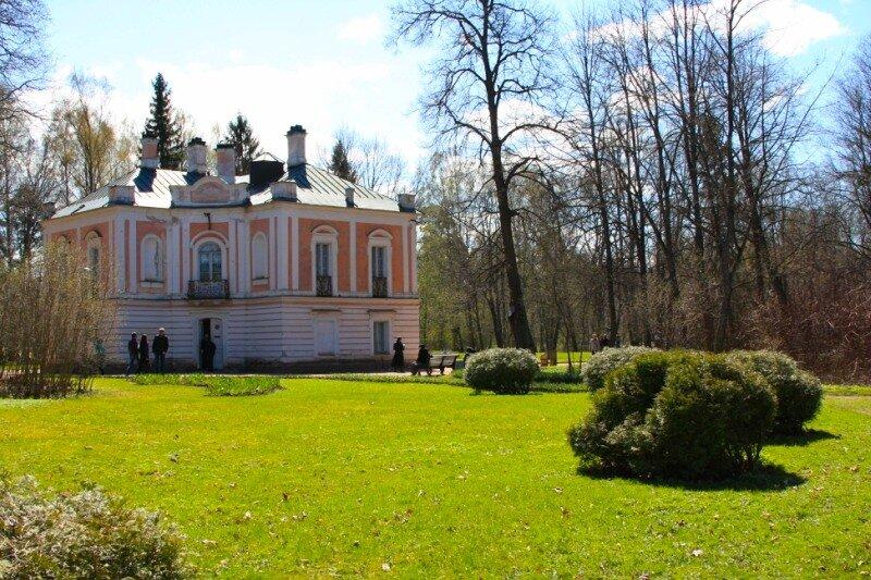 Дворец Петра Федоровича