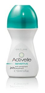 Шариковый дезодорант-антиперспирант для чувствительной кожи «Активэль»