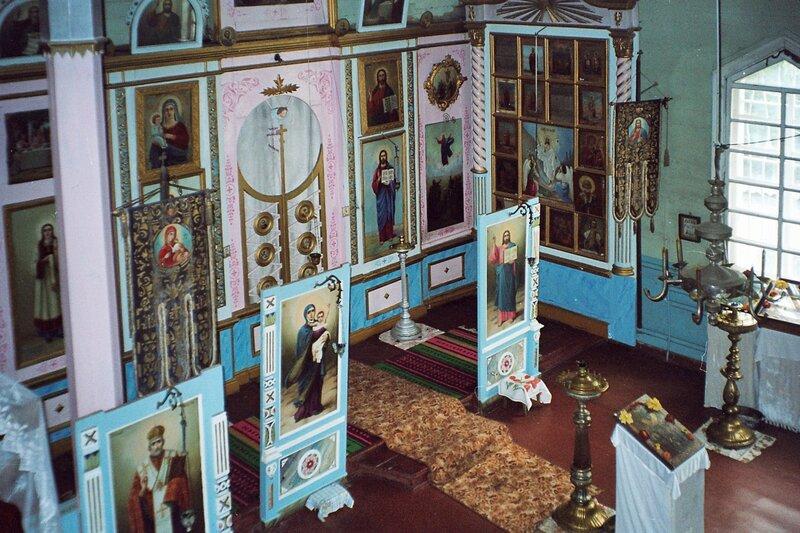 Екатерининская церковь в станице Краснодонецкая