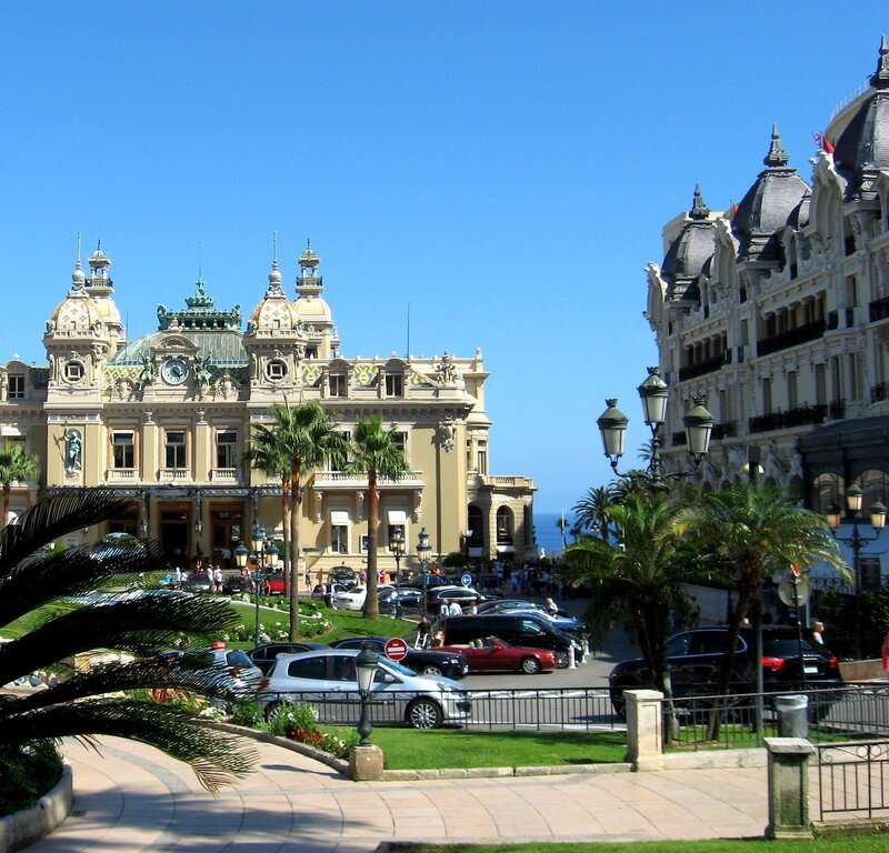 Монако, страна роскоши, красоты и казино!