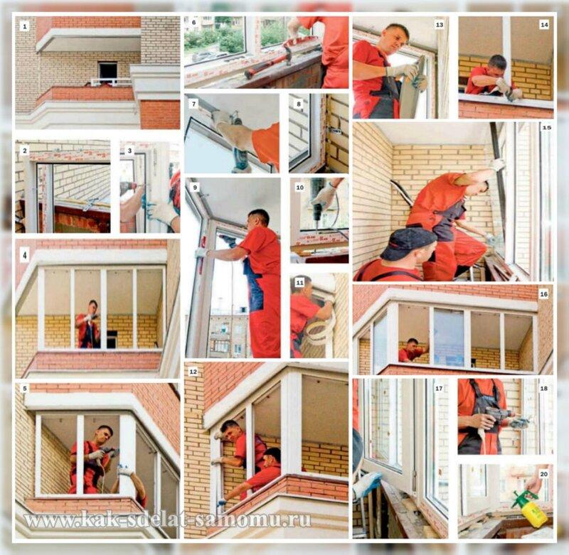 Как из балкона сделать комнату своими руками 5