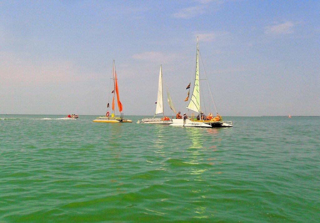 Катамараны в море ... SAM_8376.JPG