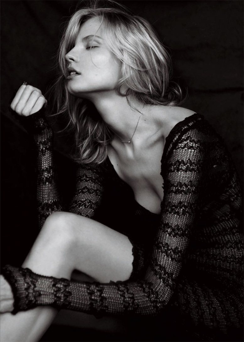 модель Магдалена Фраковяк / Magdalena Frackowiak, фотограф Magdalena Luniewska