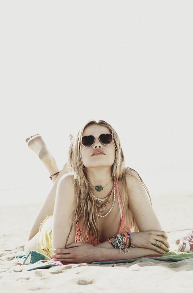 модель Хейли Клоусон / Hailey Clauson, фотограф Daniel Kincaid