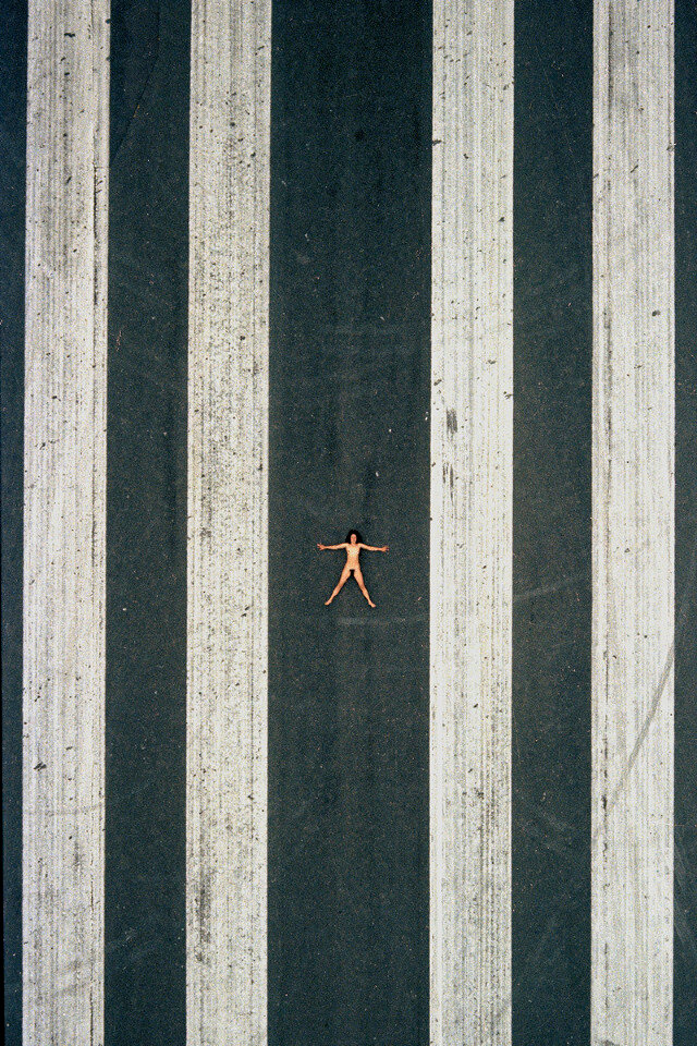 Aerial Nudes - John Crawford