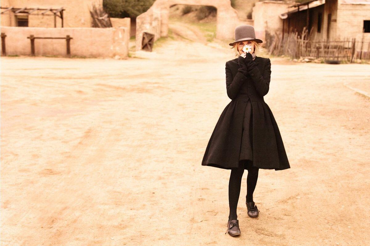 Diane Keaton by Ruven Afanador