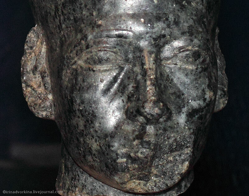 Голова Аменемхета III