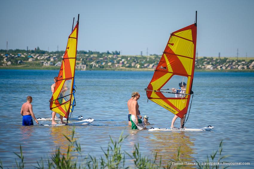 Фестиваль водных видов спорта