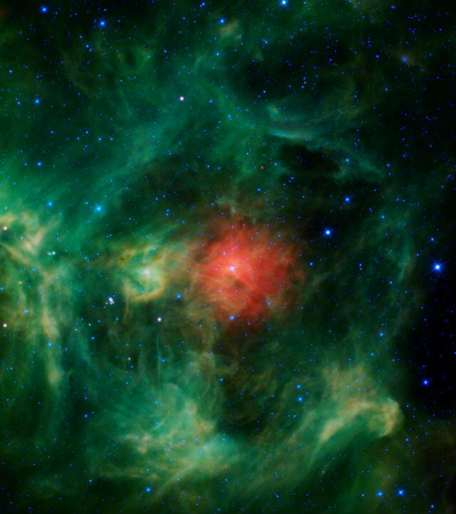 Путешествие по просторам Вселенной