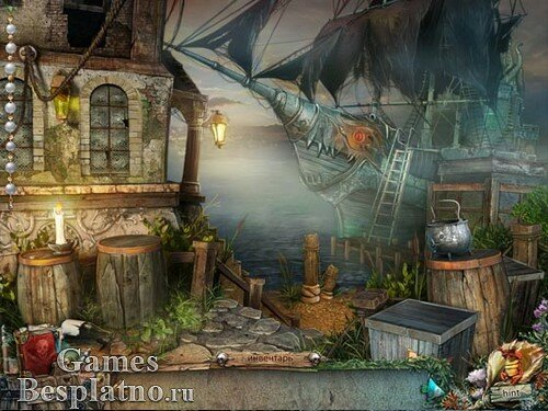 Secrets Of The Seas: Flying Dutchman. Collector's Edition