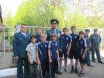 Команда 1999 г.р. в пожарной части