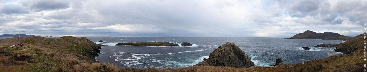 остров Горн