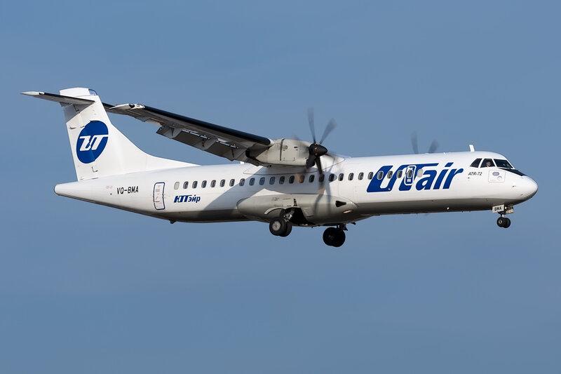 ATR-72-212A (VQ-BMA) ЮТэйр DSC_9866