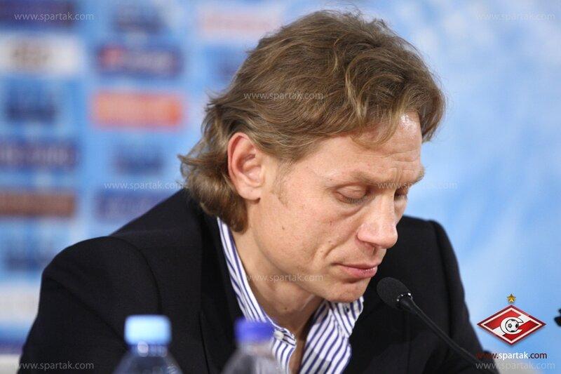 «Спартак» vs «Анжи» 0:3 Премьер-лига 2011-2012 (Фото)