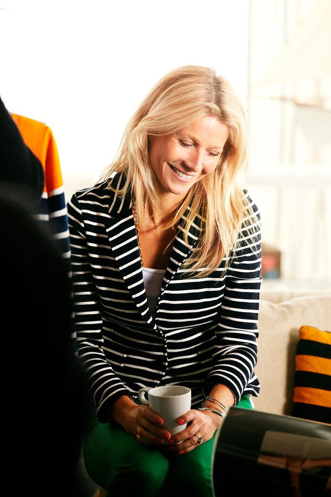 Гвинет Пэлтроу (Gwyneth Paltrow) весна 2012