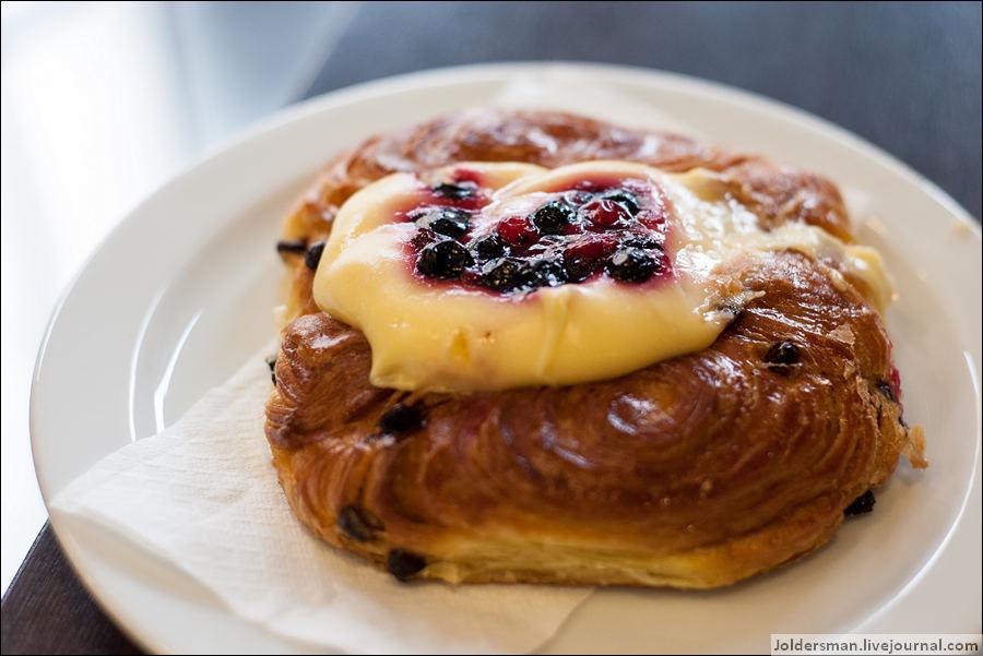 Рим завтрак