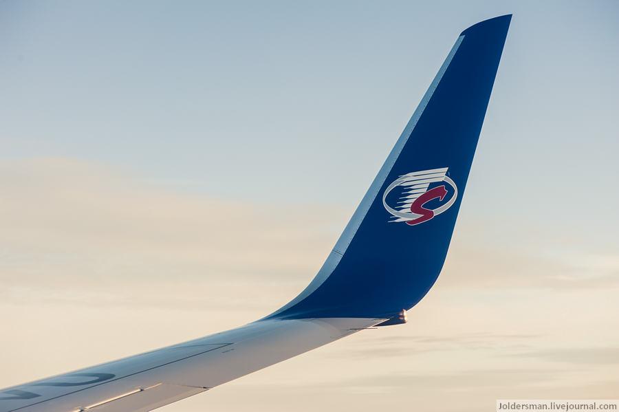 полет в Париж