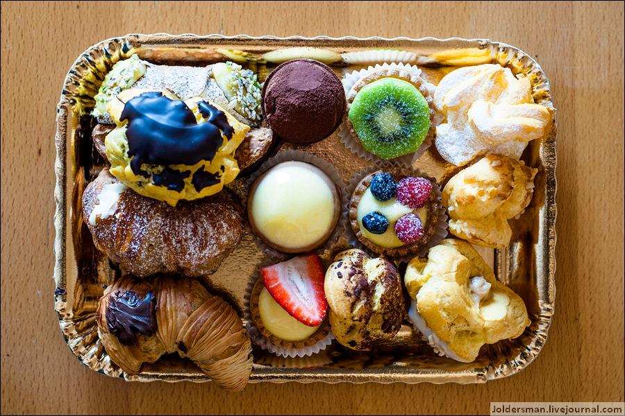 сладости Италия