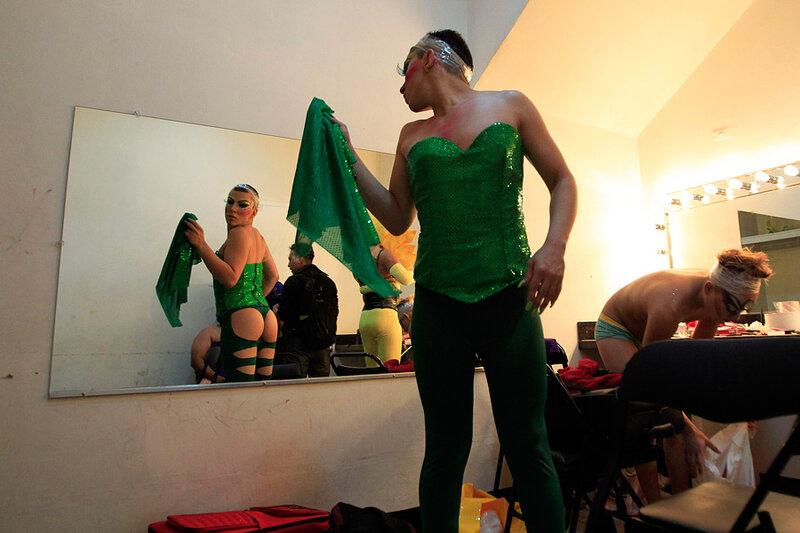 Miss Gay Nicaragua 2012