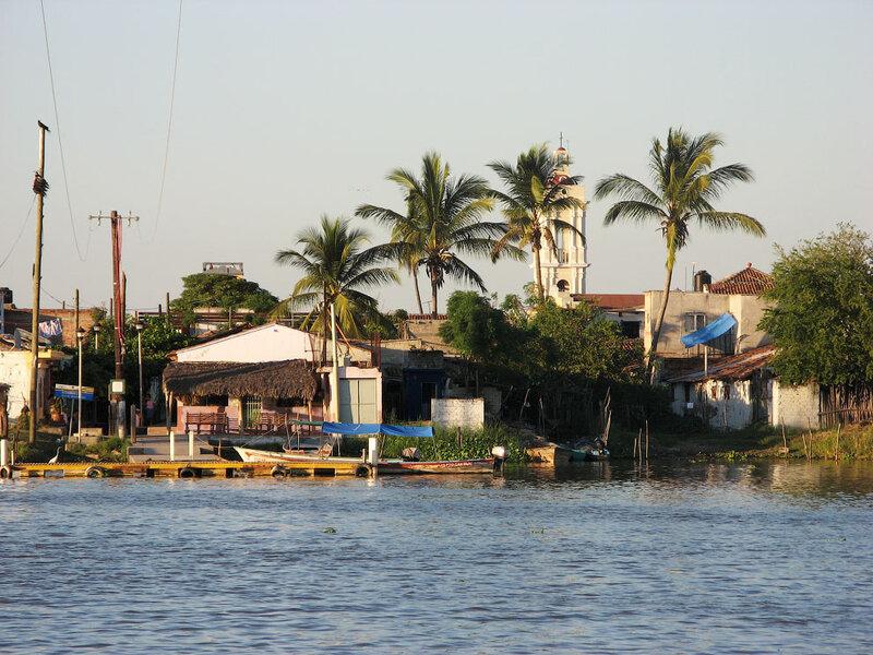 Город-остров Мескальтитан