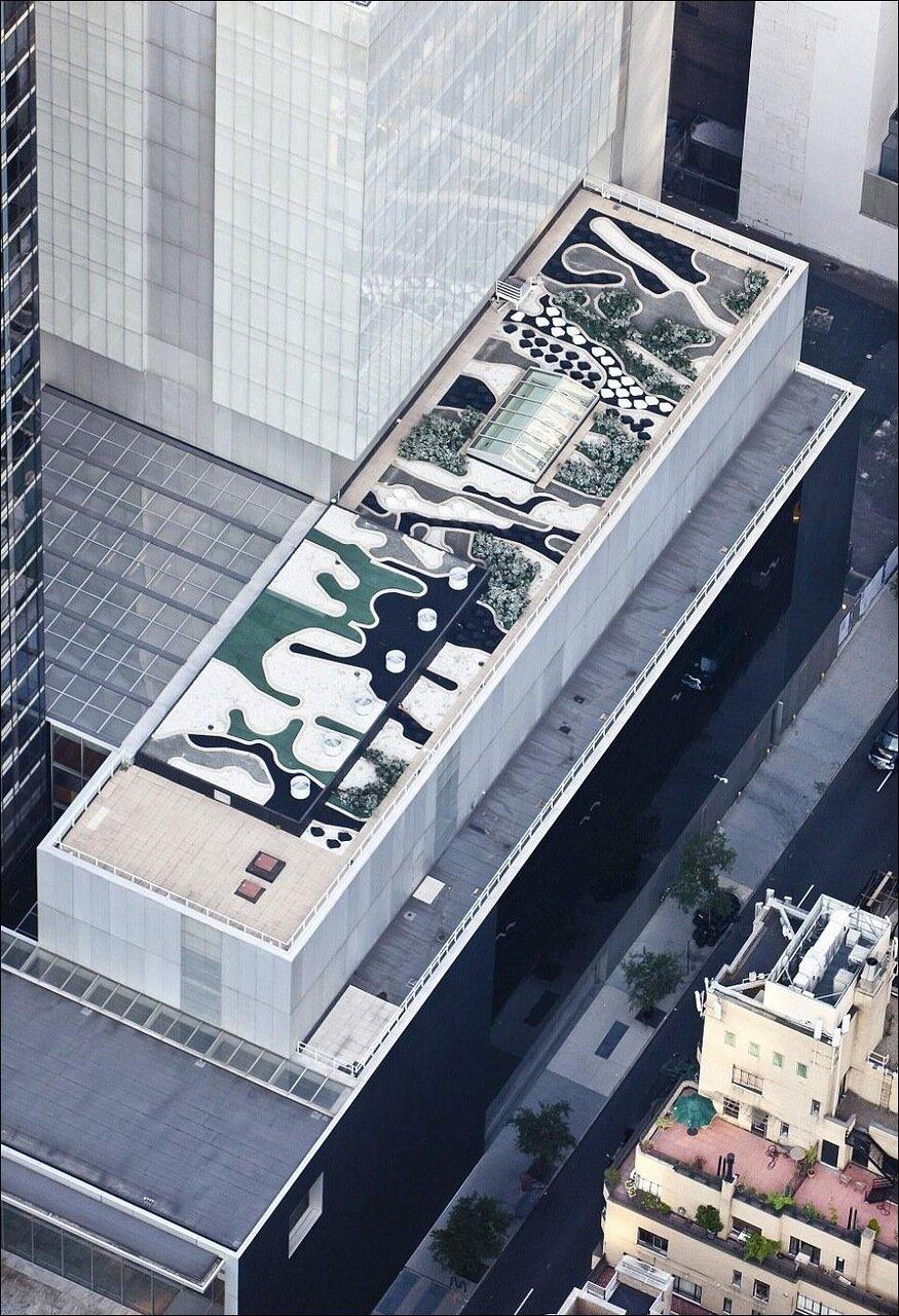 Крыши Нью-Йорка