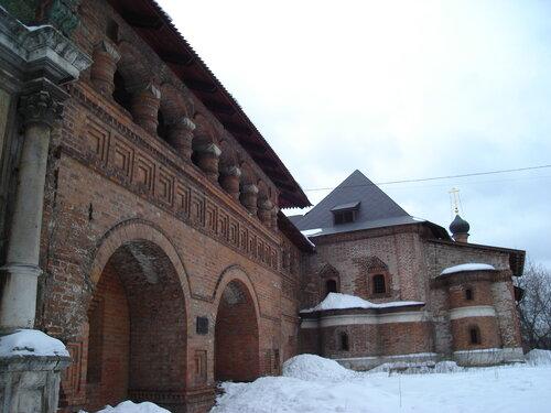 Церковь Воскресения Словущего в Крутицах